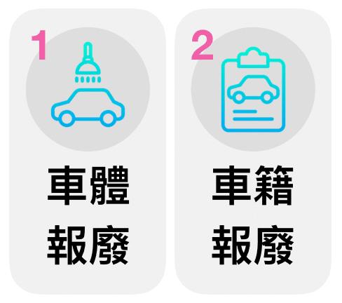 汽車報廢流程