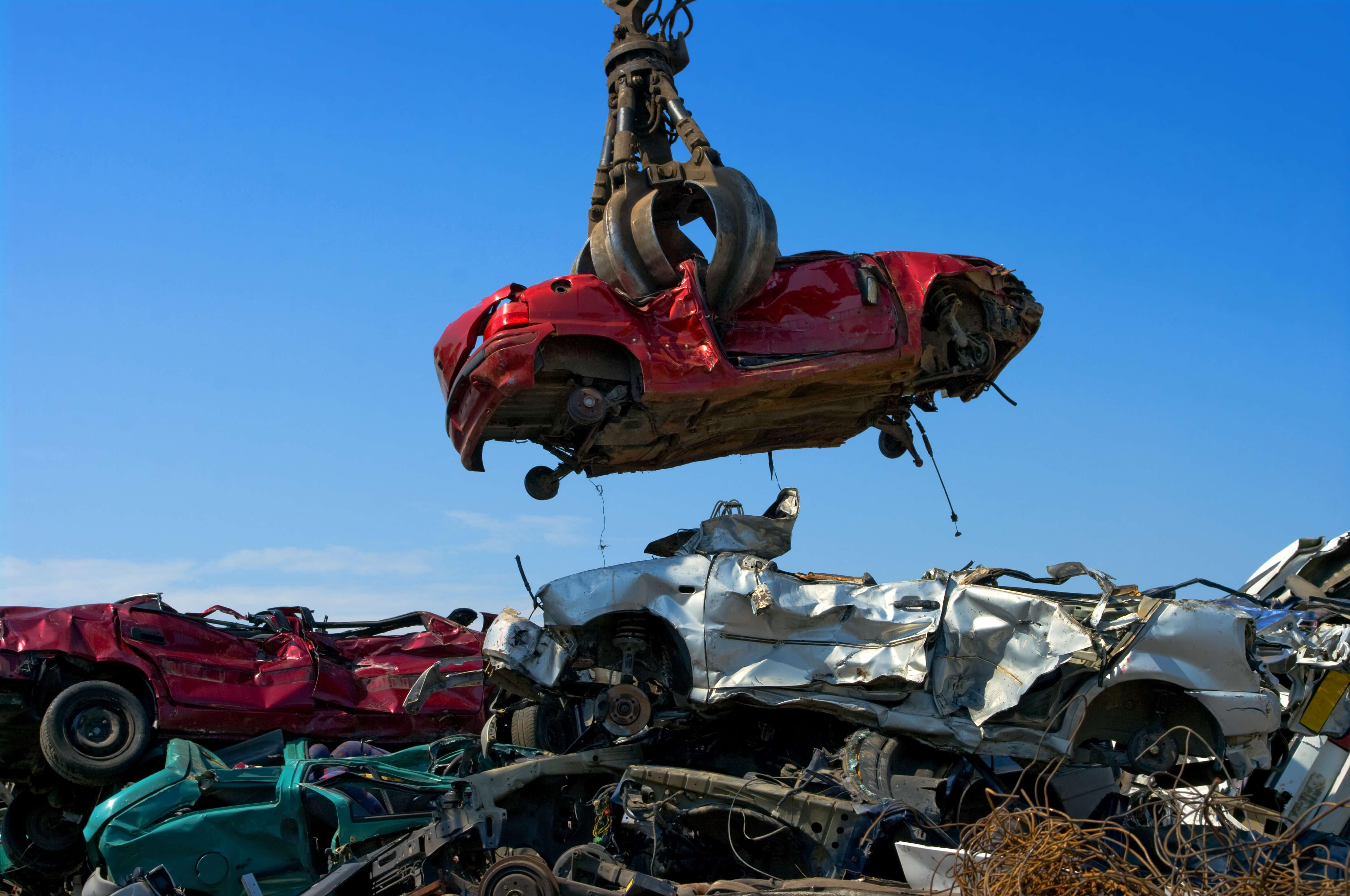 汽車報廢怎麼申請?報廢流程、回收、獎勵金一次告訴你
