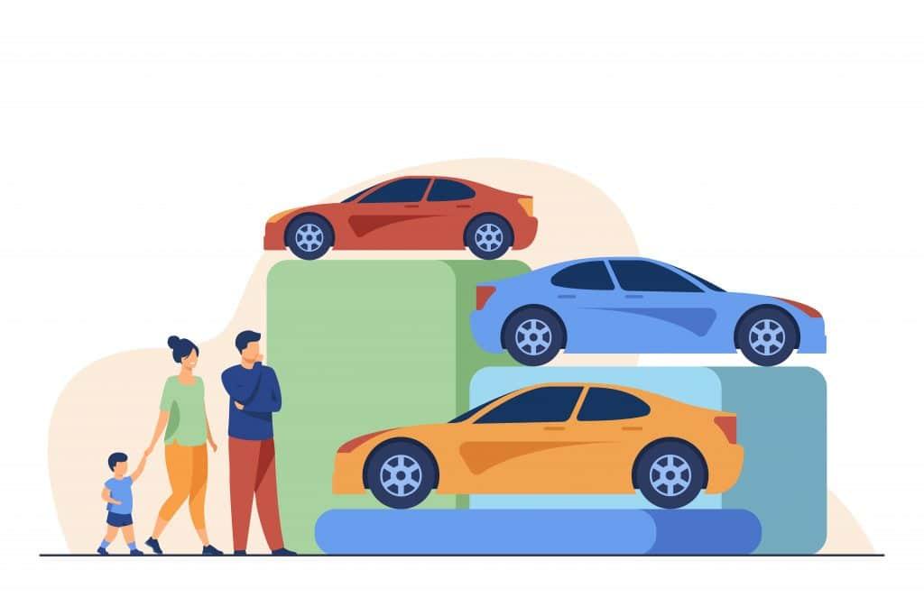 2020年舊車換新車補助最高5萬元!